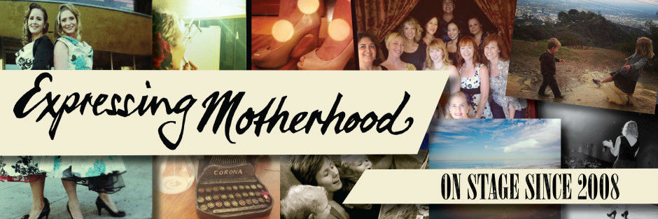 Expressing Motherhood Banner