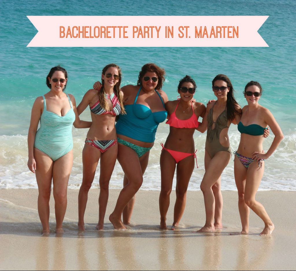 St Maarten Bachelorette Party_1