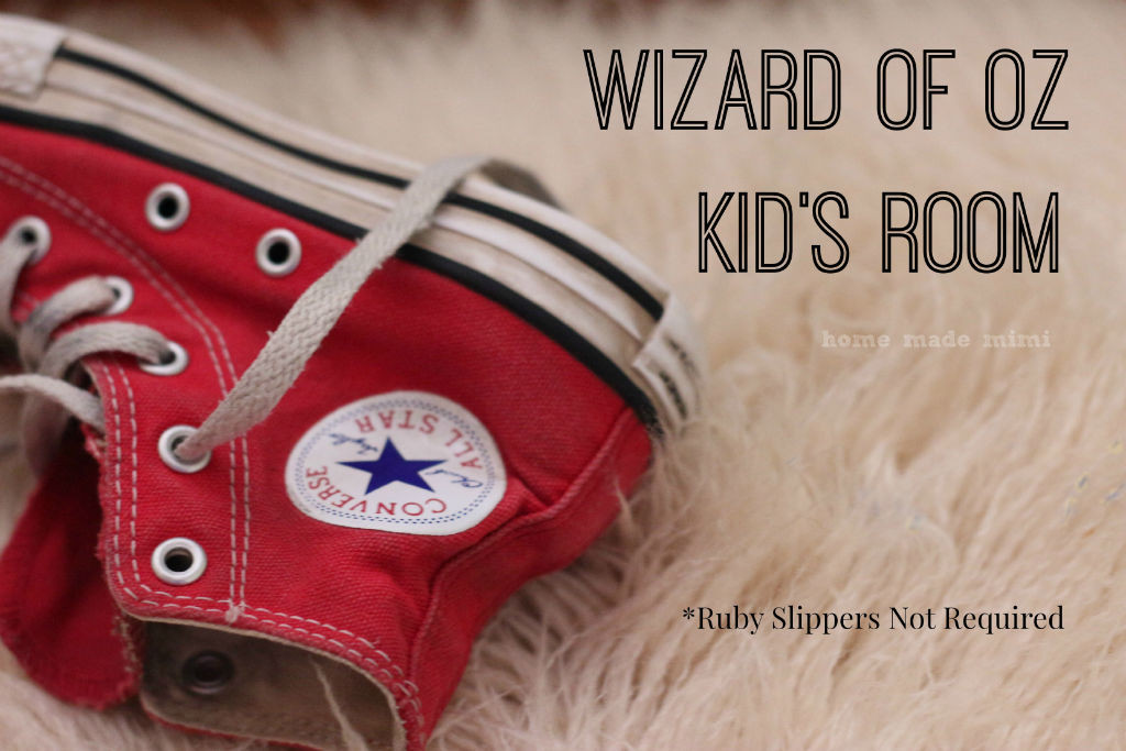 Wizard of Oz Kid's Room_2