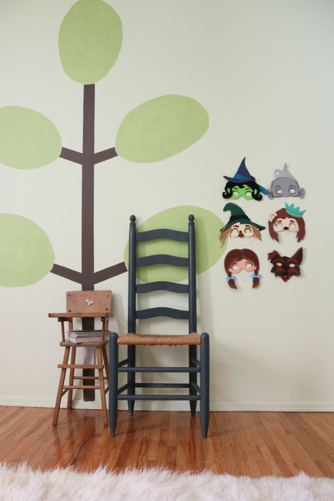 Wizard of Oz Kid's Room_3