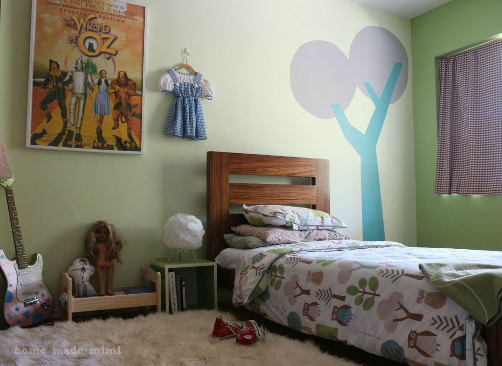 Wizard of Oz Kid's Room_8
