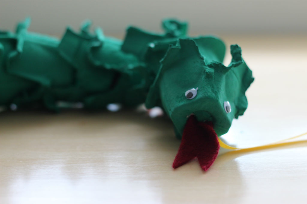 Egg Carton Dragon_1
