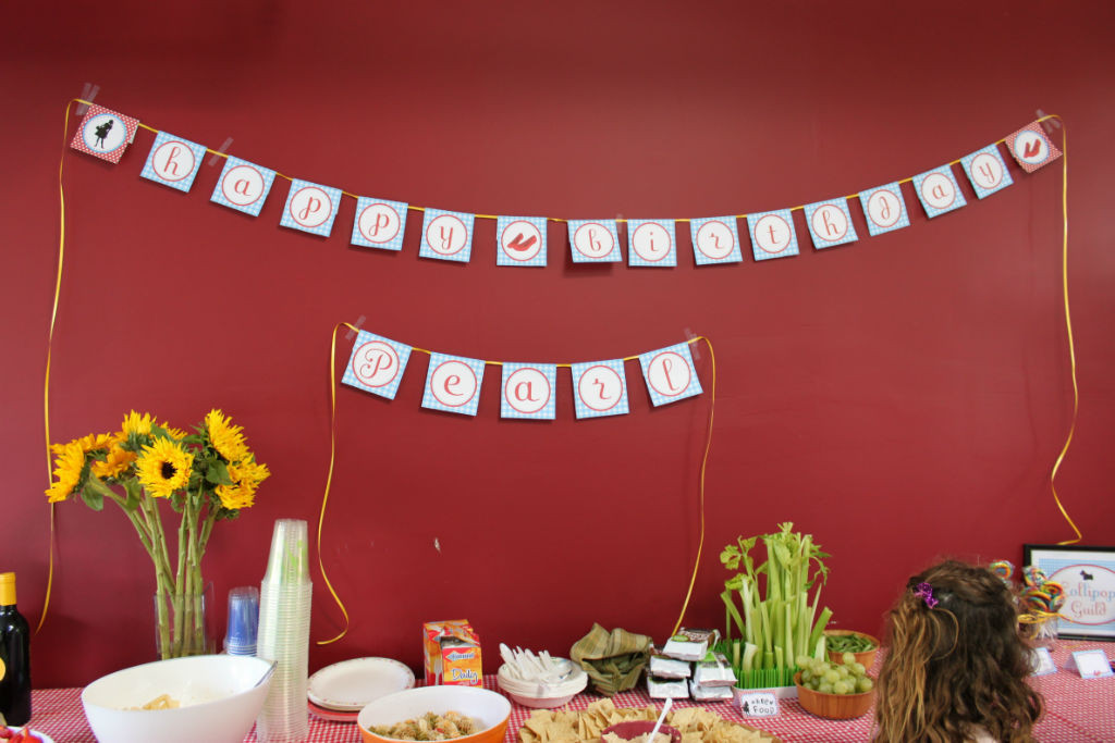 Wizard of Oz Party_4
