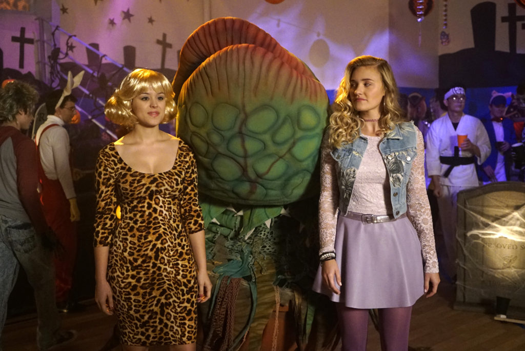 the goldbergs, halloween episode, hollywood, abc
