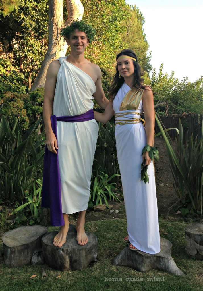 e9329628b Toga Party. Or, Why Grown Ups Should Play Dress Up. - Home Made ...