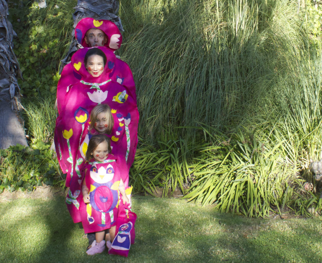 How to make a matryoshka costume for a girl for a childrens party