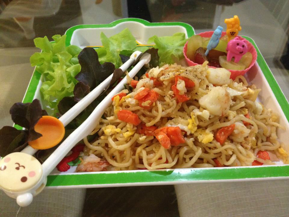 Pad thai for kids home made mimihome made mimi for At home thai cuisine